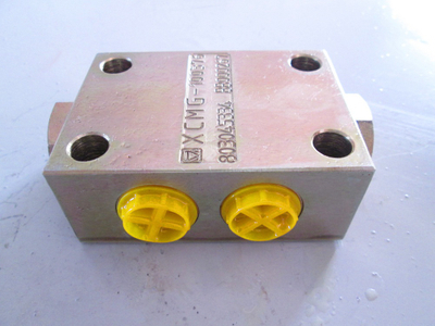 Two-way hydraulic lock