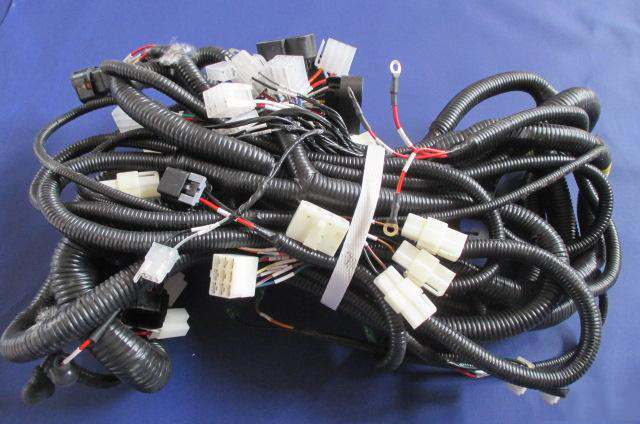 Wire harness cable assembly