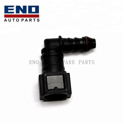 Plastic quick coupling hose connectors for auto parts