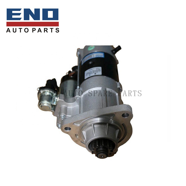 Prestolite bus starter motor 24v for kinglong bus