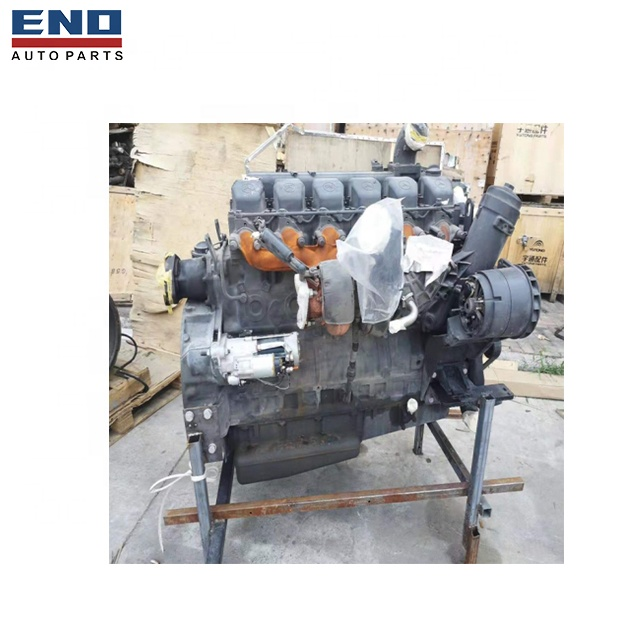 Fairly new om457la om457 engine assembly with EURO III emission standard